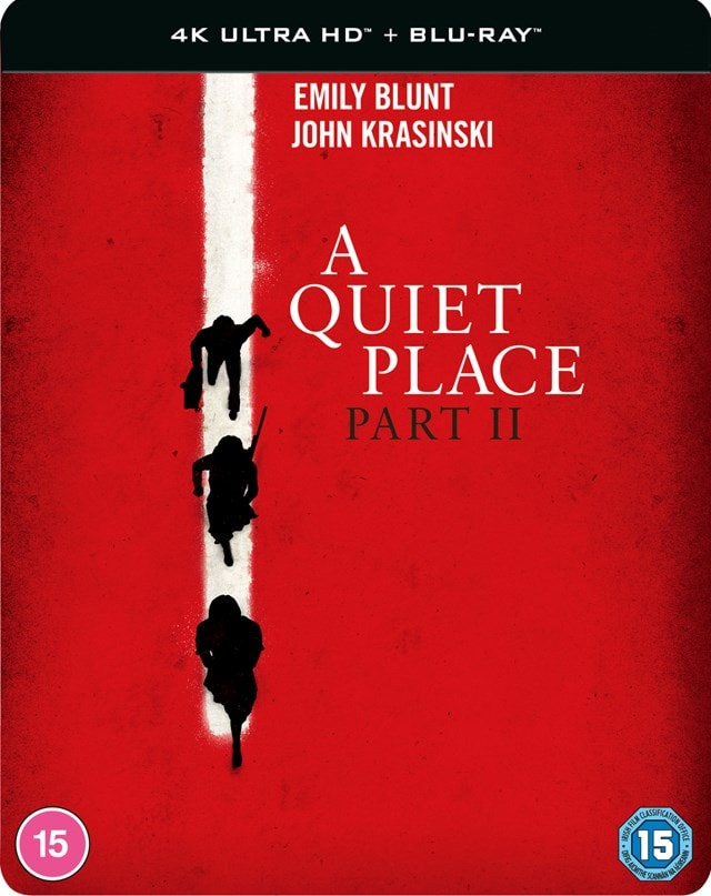 A Quiet Place: Part II Limited Edition Steelbook - 2