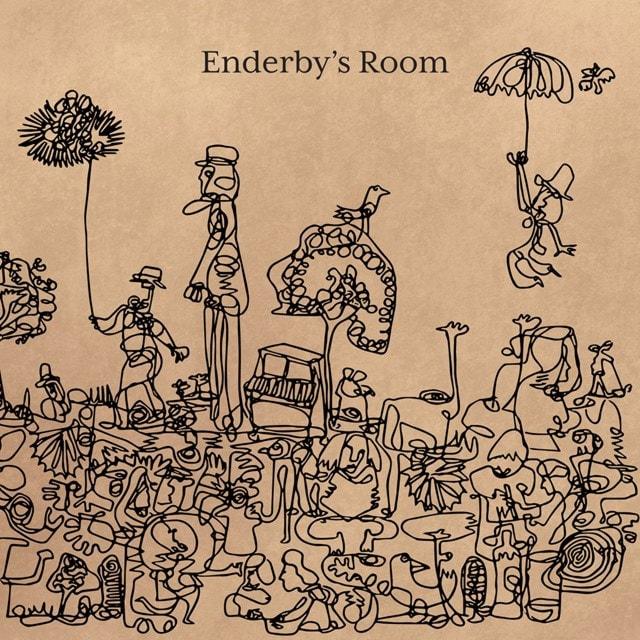 Enderby's Room - 1