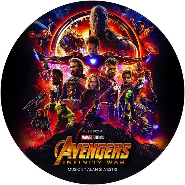 Avengers: Infinity War - 1