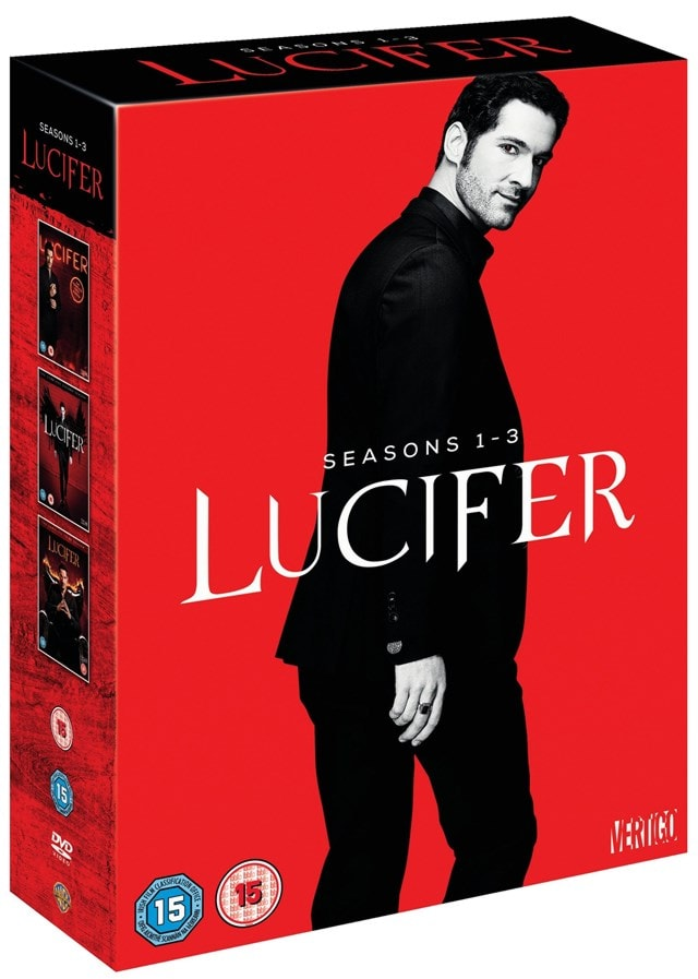 Lucifer: Seasons 1-3 - 2