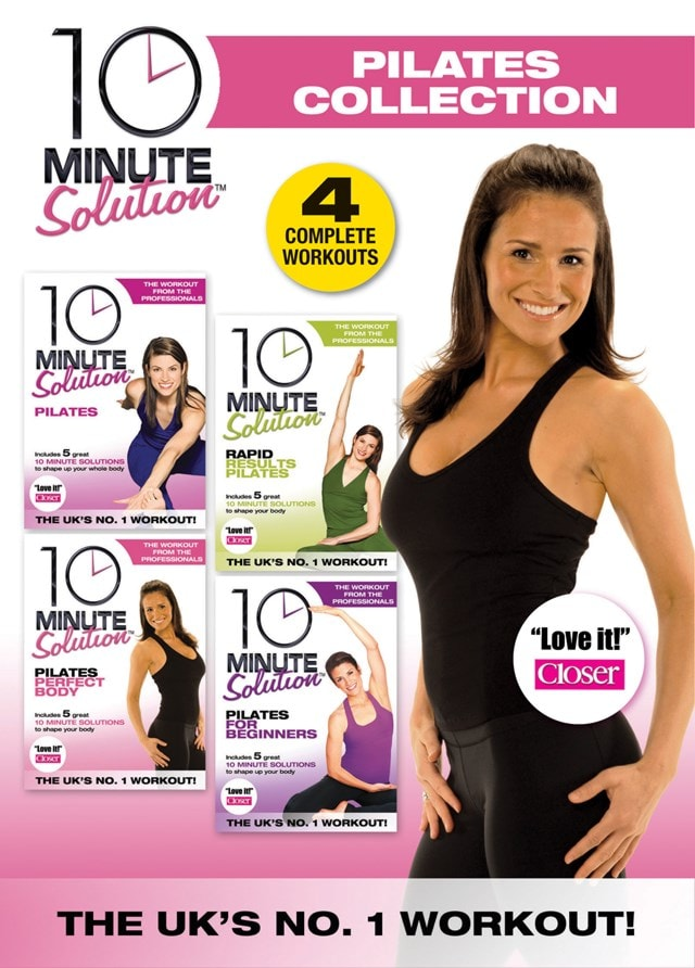 10 Minute Solution: The Pilates Collection - 1