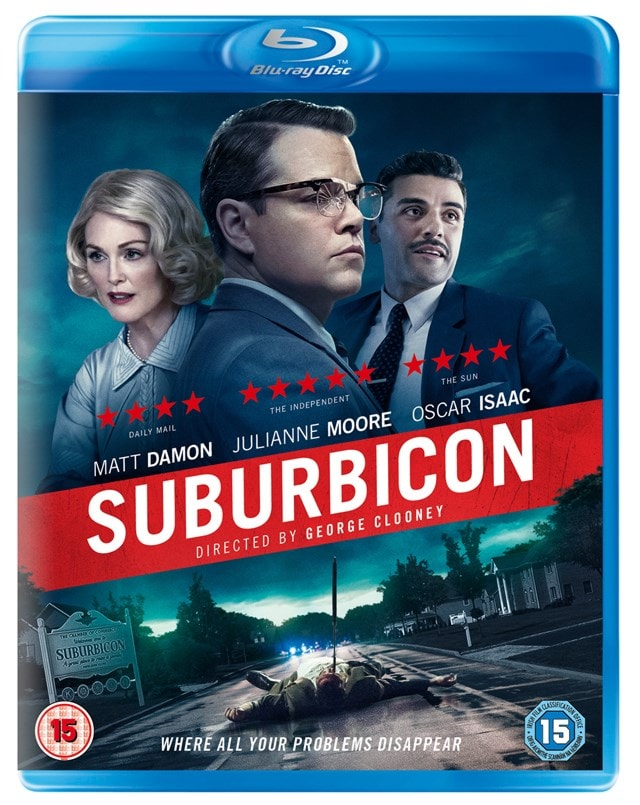 Suburbicon (hmv Exclusive) - 1