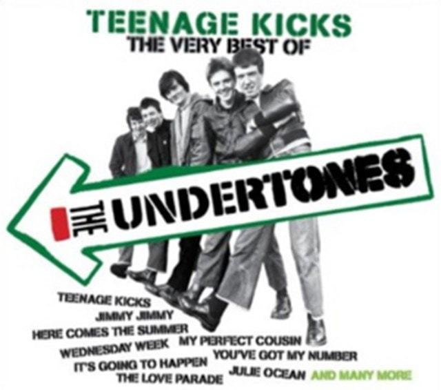 Teenage Kicks: The Very Best of the Undertones - 1