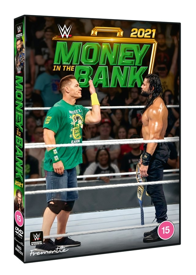 WWE: Money in the Bank 2021 - 2