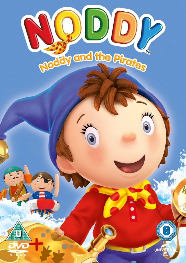 Noddy in Toyland: Noddy and the Pirates - 1