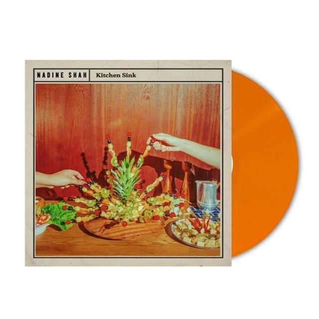 Kitchen Sink - Limited Edition Orange Vinyl - 1