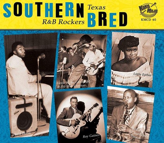 Southern Bred Texas R&B Rockers - Volume 1 - 1
