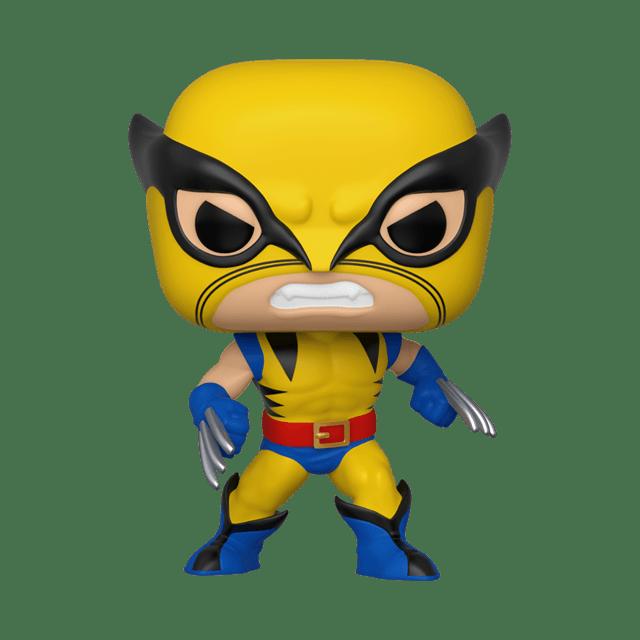 Wolverine: First Appearance (547) Marvel 80th Anniversary Pop Vinyl - 1
