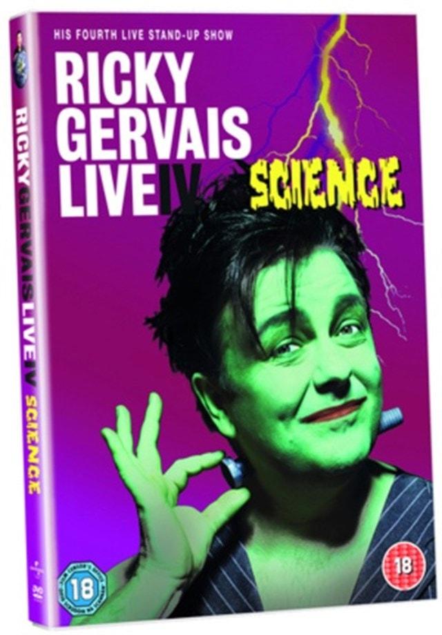 Ricky Gervais: Live 4 - Science - 1
