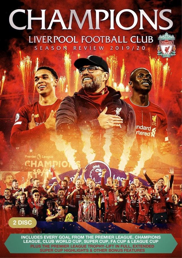 Champions: Liverpool Football Club Season Review 2019-20 - 1