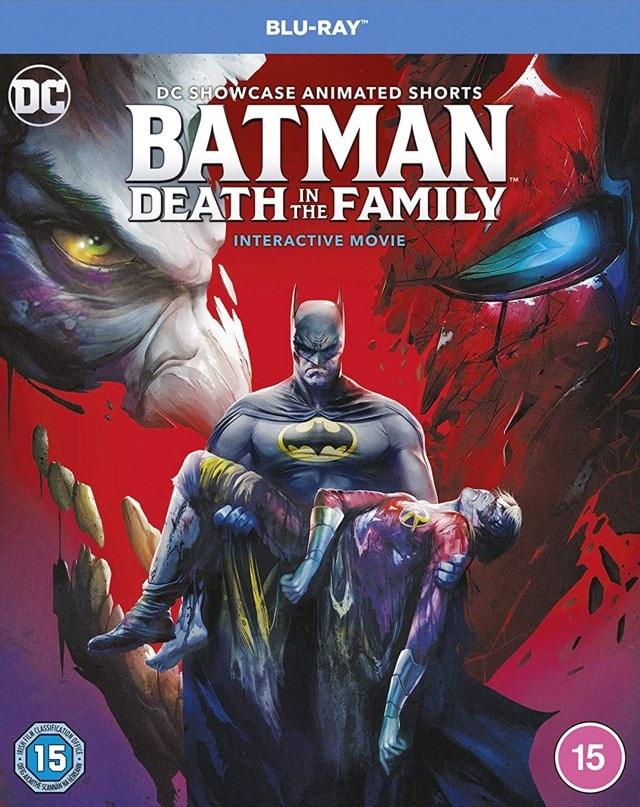 Batman: Death in the Family - 1