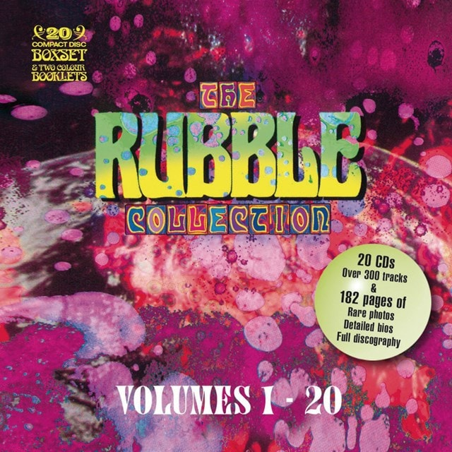 The Rubble Collection - Volume 1-20 - 1