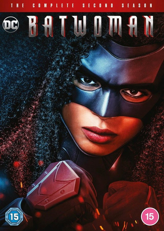 Batwoman: The Complete Second Season - 1