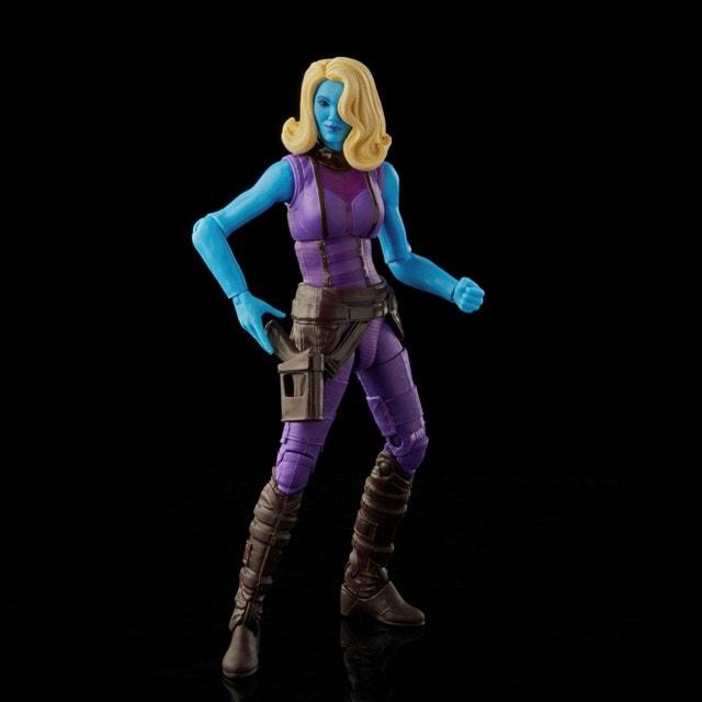 Heist Nebula: Hasbro Marvel Legends Series Action Figure - 3