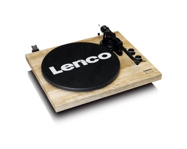 Lenco LBT-188 Pine Bluetooth Turntable - 4