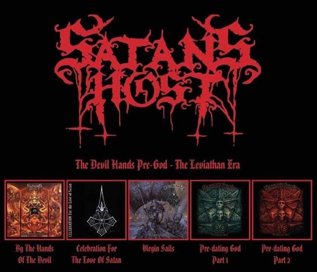 The Devil Hands Pre-God - The Leviathan Era - 1