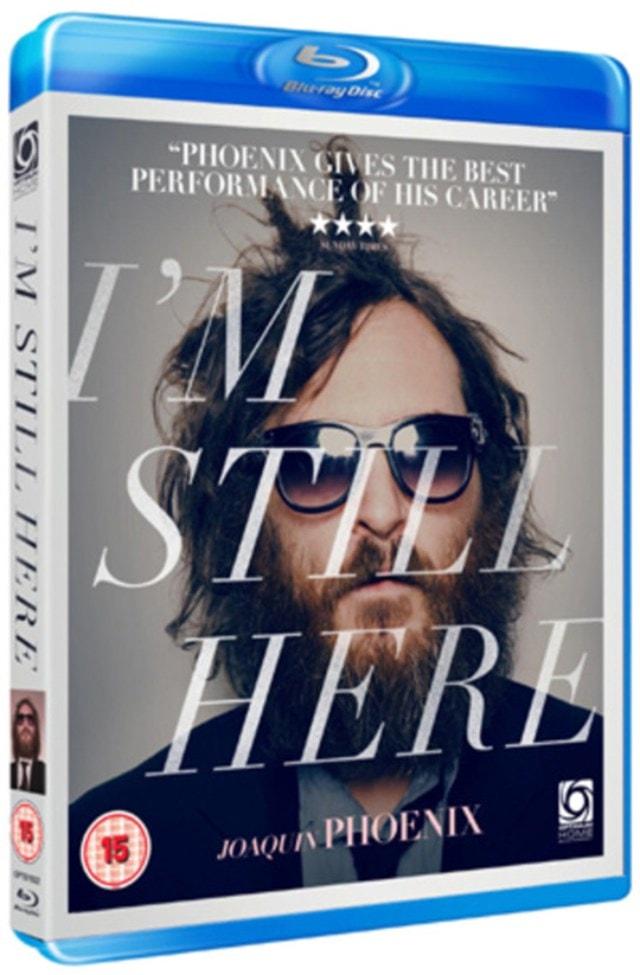 I'm Still Here - 1