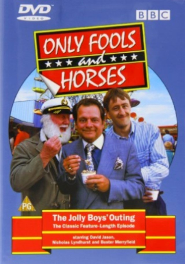Only Fools and Horses: The Jolly Boys' Outing - 1