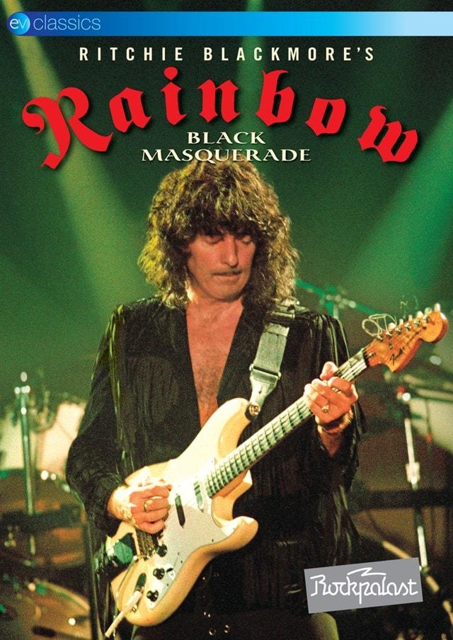 Ritchie Blackmore's Rainbow: Black Masquerade - 1