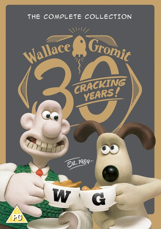Wallace and Gromit: The Complete Collection - 1