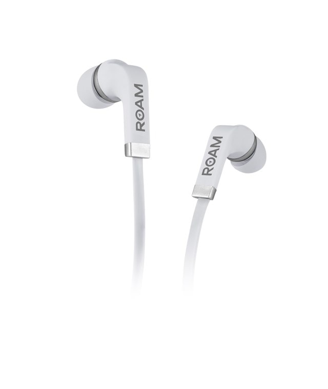 Roam Colour White Earphones (hmv Exclusive) - 1