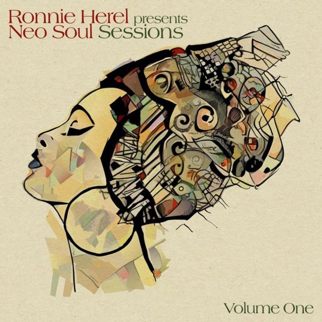 Ronnie Herel Presents: Neo Soul Sessions - Volume 1 - 1