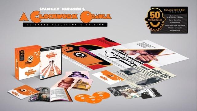 A Clockwork Orange 50th Anniversary Ultimate Collector's Edition - 2