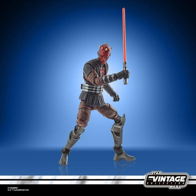 Darth Maul (Mandalore) Star Wars: Vintage Collection Action Figure - 5