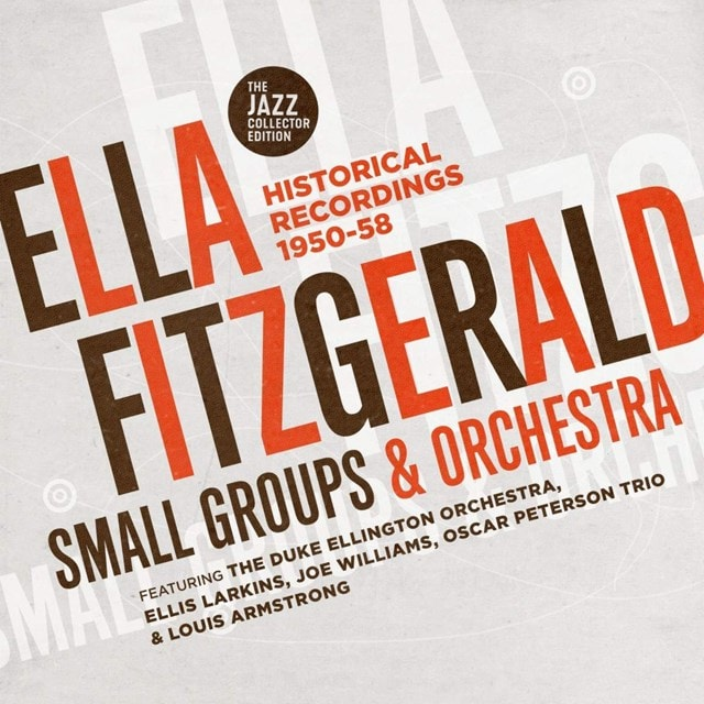 Small Groups & Orchestra: Historical Recordings 1950-58 - 1