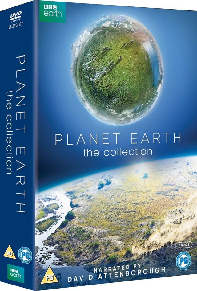 Planet Earth: The Collection - 2