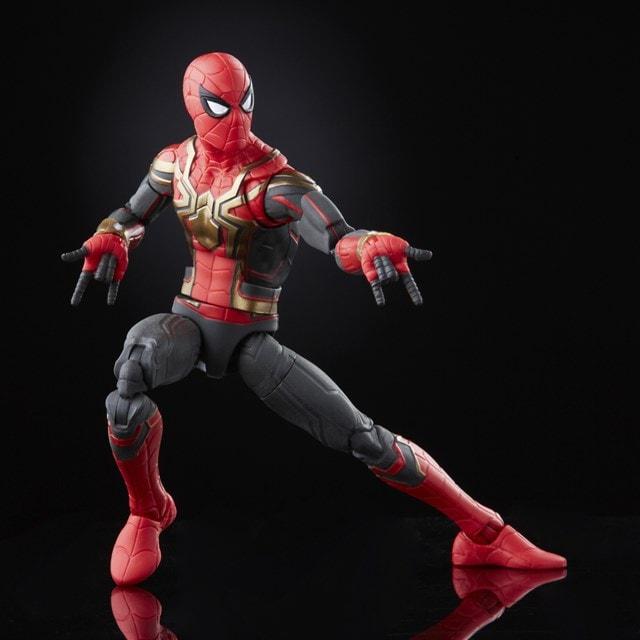 Integrated Suit Spider-Man: Spider-Man No Way Home: Marvel Legends Series Action Figure - 1