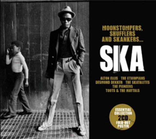 Ska: Moonstoppers, Shufflers and Skankers - 1