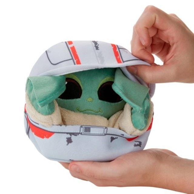 Star Wars: The Child (Grogu Baby Yoda) Hideaway Hover-Pram Plush - 8