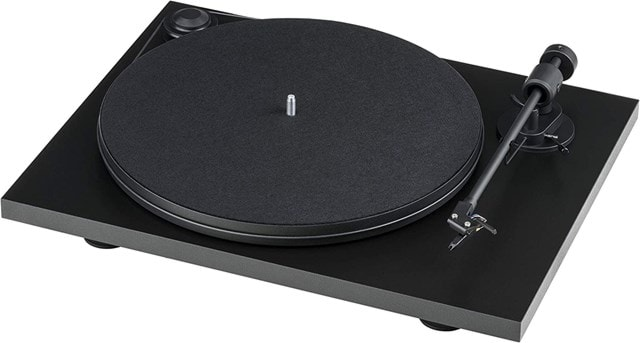 Pro-Ject Primary E Black Turntable - 2