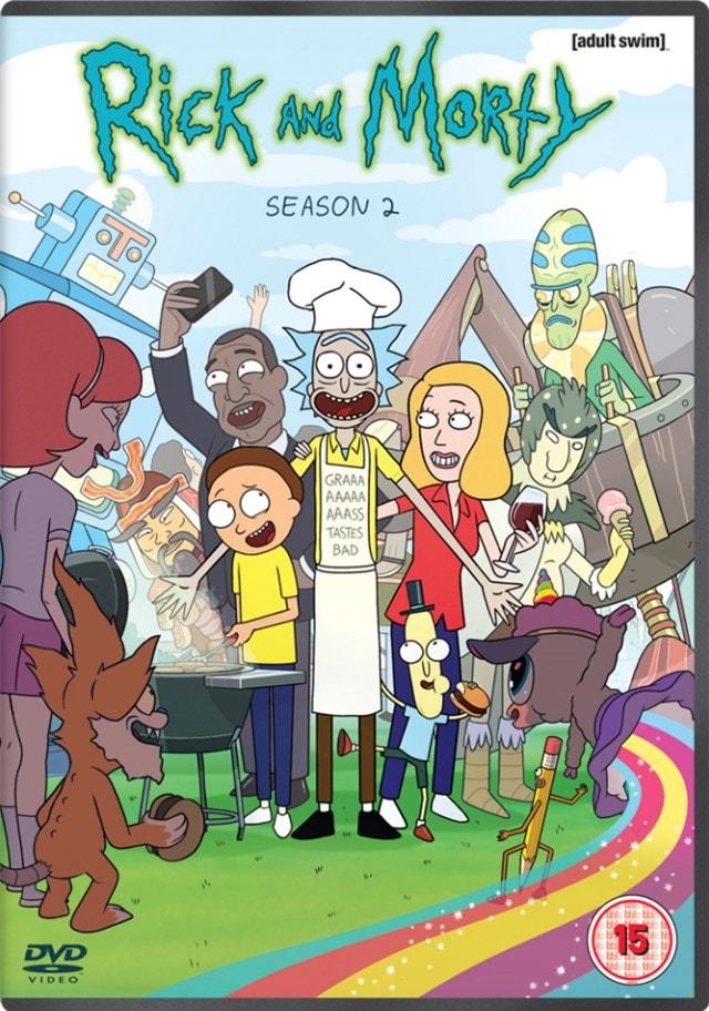 Rick and Morty: Season 2 - 1