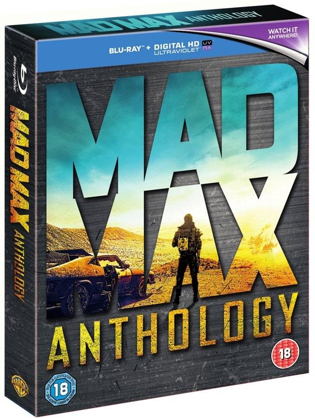 Mad Max Anthology - 2
