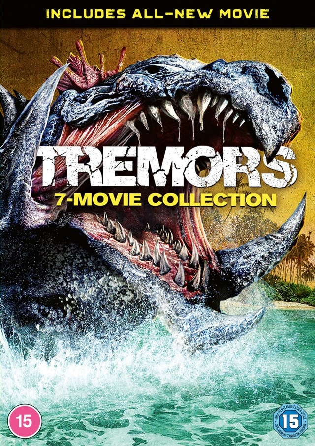 Tremors: 7-Movie Collection - 1