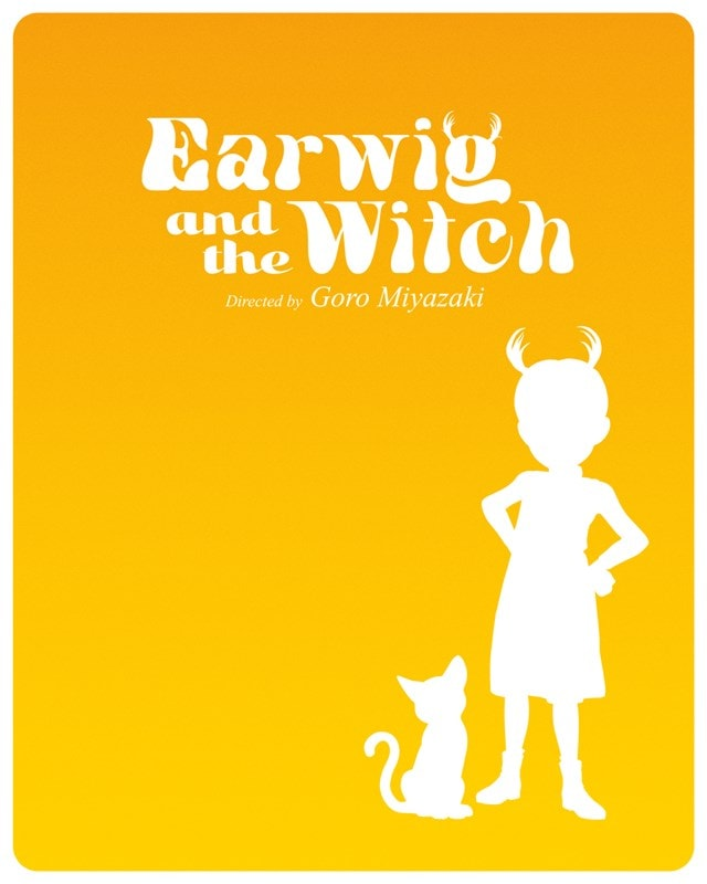 Earwig and the Witch Limited Edition Steelbook - 3