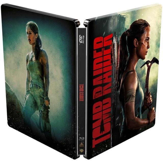 Tomb Raider (hmv Exclusive) - 4