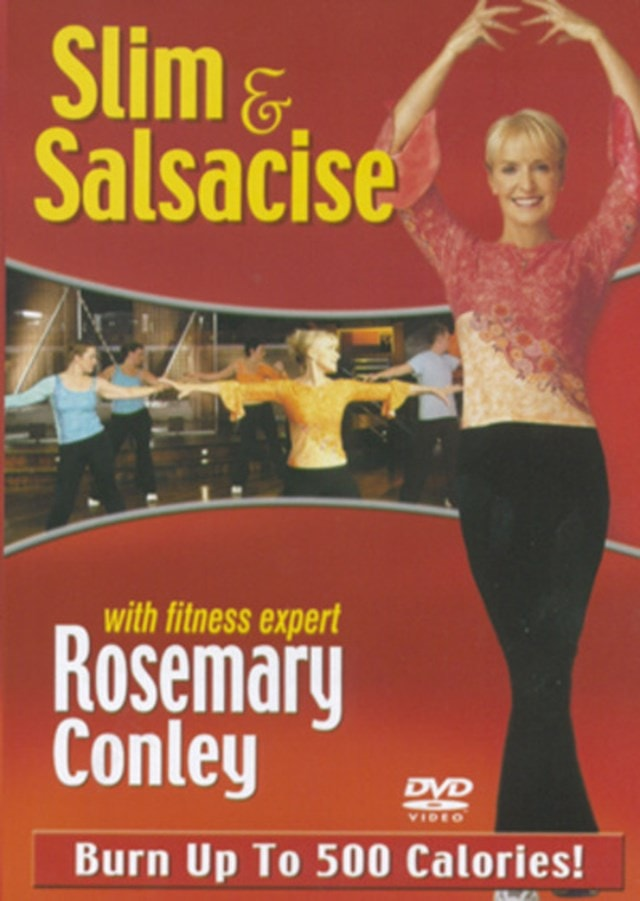 Rosemary Conley: Slim and Salsacise - 1