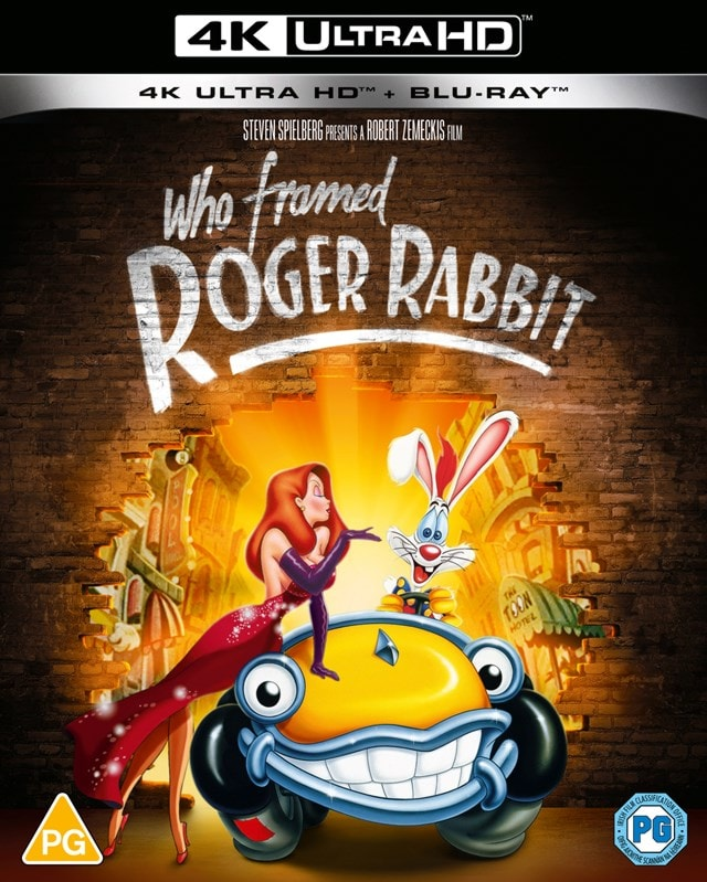 Who Framed Roger Rabbit? - 3