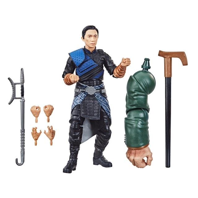 Wenwu: Shang-Chi And Legend Of The Ten Rings: Marvel Legends Series Action Figure - 10