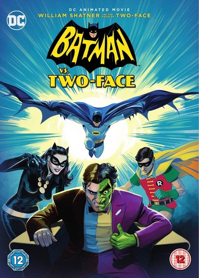 Batman Vs. Two-Face - 1