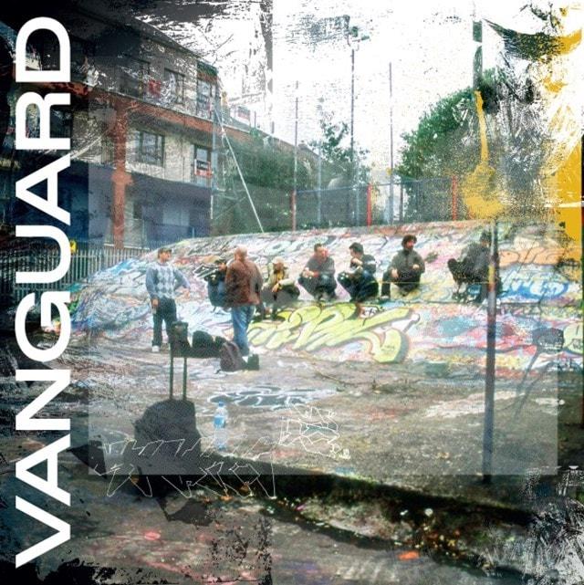 Vanguard Street Art - 1