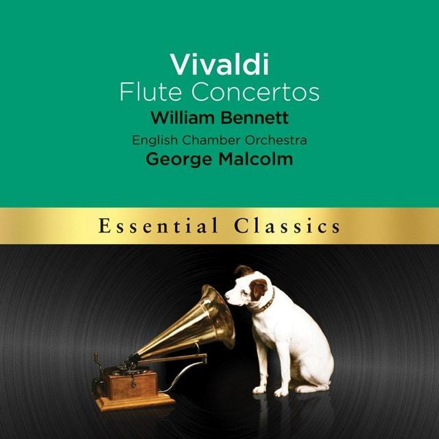 Vivaldi: Flute Concertos - 1