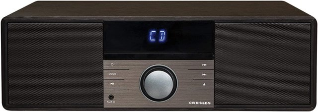 Crosley Metro Black Bluetooth HiFi System - 1