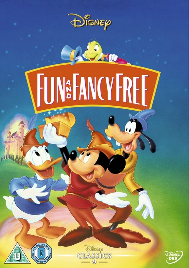 Fun and Fancy Free - 3
