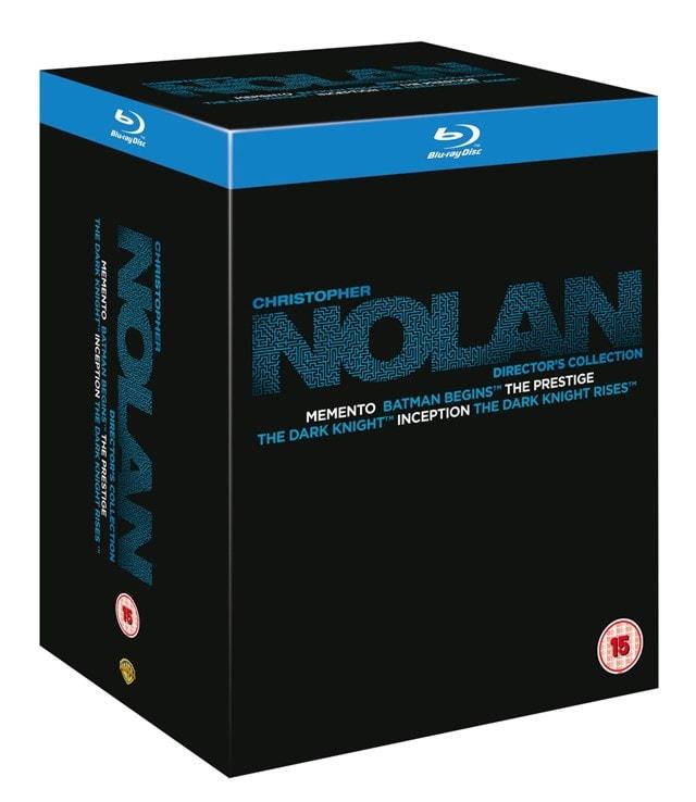 Christopher Nolan Director's Collection - 2