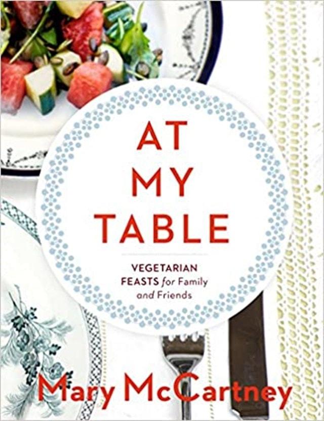 At My Table - 1