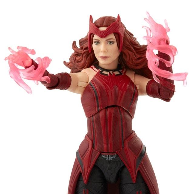 Scarlet Witch: Marvel Legends Series Action Figure - 8